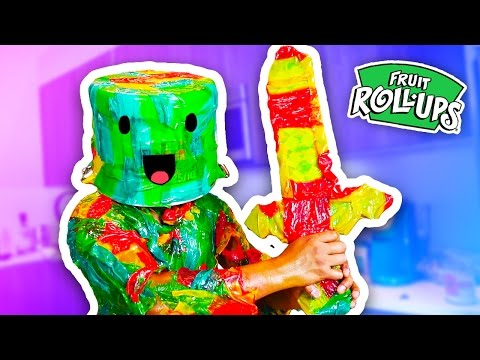 Thumbnail: DIY How To Make FRUIT ROLL UP ARMOR!