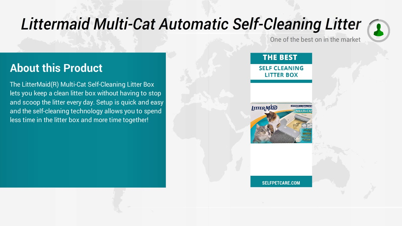 littermaid multi cat automatic self cleaning litter box