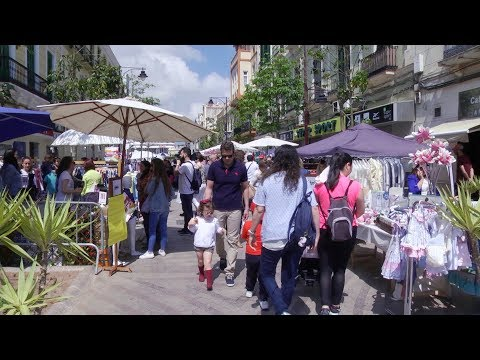 Primera feria outlet de Melilla (2018)
