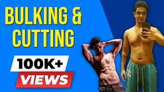 The Dirty Truth Beнind BULKING And CUTTING - Bulk & Cut 101 | BeerBiceps