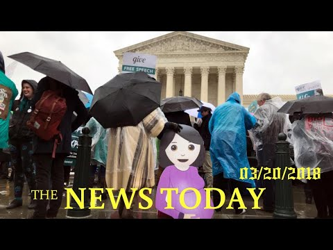 U.S. High Court Skeptical Toward California Law On Anti-abortion Centers | News Today | 03/20/2...