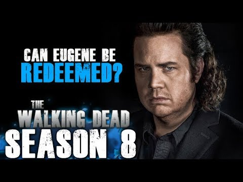 the walking dead season 8 mid season finale is eugene