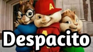 Luis Fonsi - Despacito - Chipmunk Music