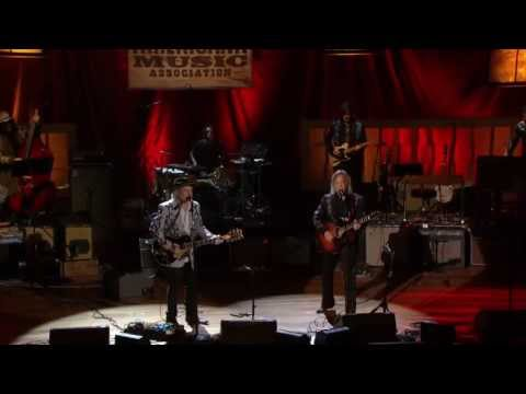 "2012 OFFICIAL Americana Awards - Buddy Miller and Jim Lauderdale ""I Lost My Job Of Loving You"""