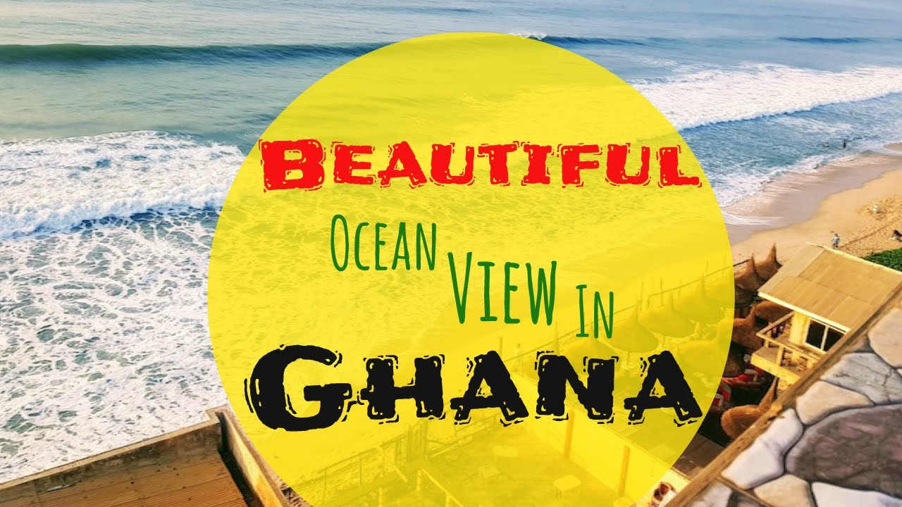 Day 1 in Ghana | Accra Beach Front