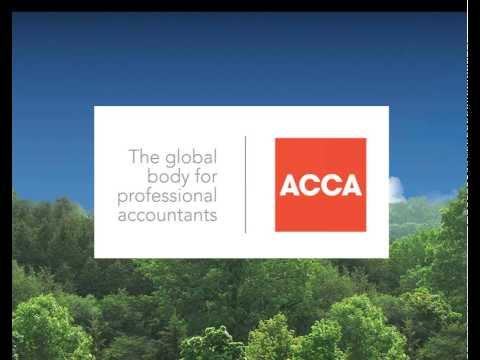 Global opportunities in Accounting and Finance Sponsored by the ACCA