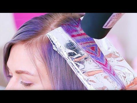 9-coole-1-minuten-frisuren-hacks-/-tricks,-deine-haare-umwerfend-aussehen-zu-lassen