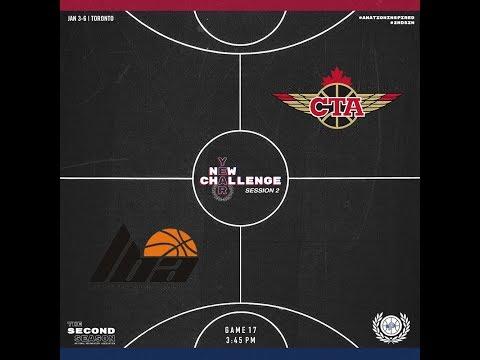London Basketball Academy vs Canada Top Flight Academy