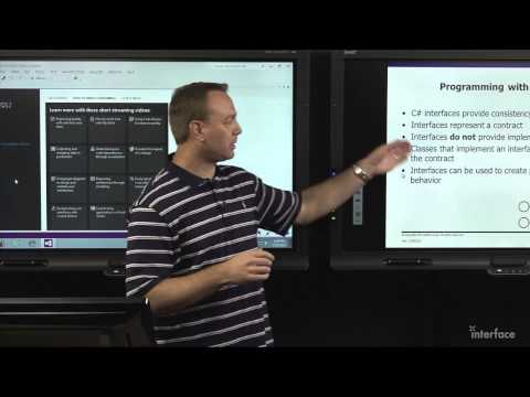 Getting Started with C# Interfaces with Dan Wahlin