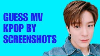 "GUESS MV KPOP BY ""SCREENSHOTS"" boy group edition"
