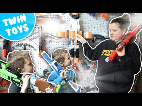 Thumbnail: Nerf War: Mail Time Mayhem 28 Big Surprise