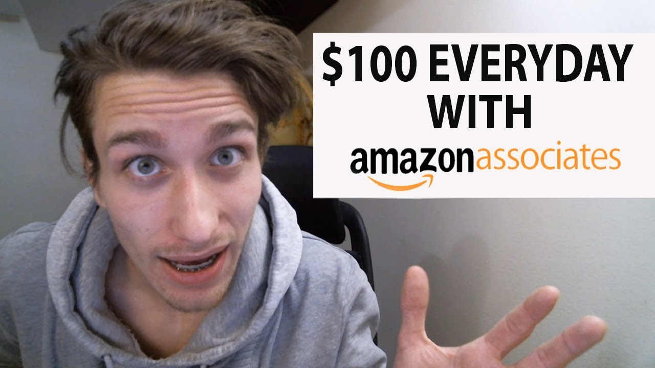 How To Make $100 A Day With Amazon Affiliate Program (Even On A TIGHT Budget)