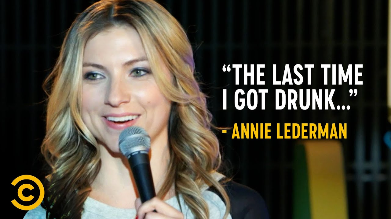Why Annie Lederman Quit Drinking