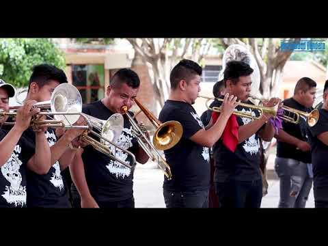 BANDA MONTE VERDE | POPURRI ABAJEÑO | MUERTEADA 2019 DEL BARRIO DE ABAJO DE NAZARENO ETLA