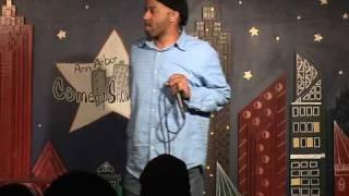 Melik Ann Arbor Comedy Showcase Avi