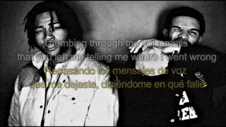 PARTYNEXTDOOR Ft. Drake - Come And See Me lyrics (Sub  Español)