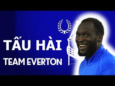 FIFA Online 4   Team Everton quẩy rank siêu sao cực hài với Lukaku