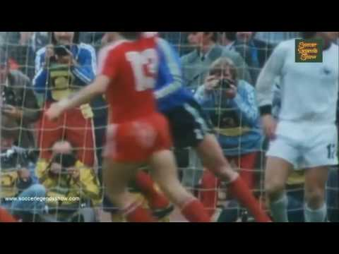 1974 World Cup West Germany vs Poland