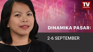 InstaForex tv news: Dinamika Pasar (September 2 - 6)