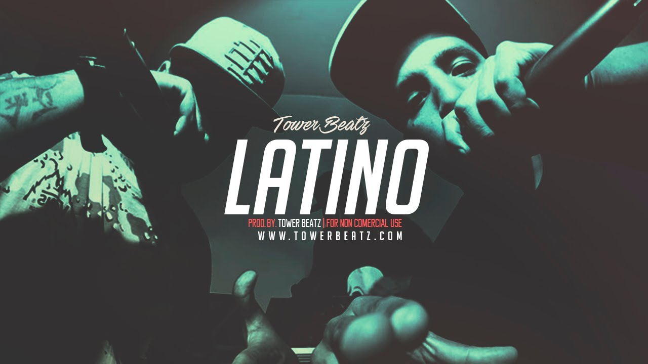 LATINO - HIP HOP BEAT - SAMPLE (2016) - YouTube
