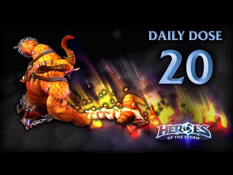 Heroes of the Storm - Daily Dose Episode 20: Fresh Meat
