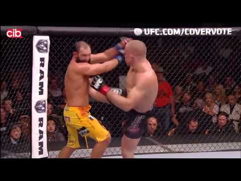 MMA Punchline - 10 point must system
