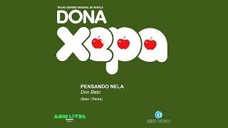 LP Dona Xepa :: Don Beto - Pensando Nela :: 1977