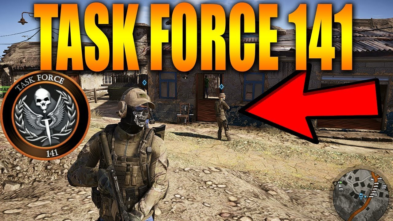 how to join task force wildlands