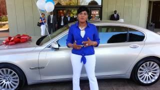 SVP gets Free BMW with AutoNegotiators USA!