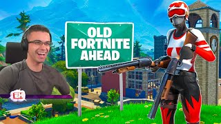 Reacting to the BIĠGEST UPDATES in Fortnite history!