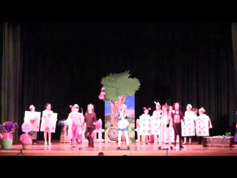 Duffy School presents - Alice's Adventures with Idioms