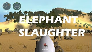 Elephant Slaughter (Hunting Unlimited 2010)
