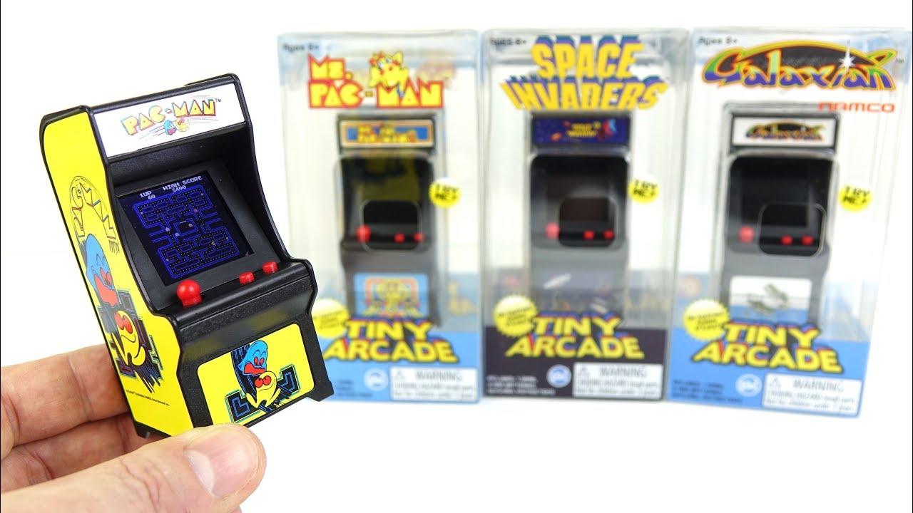 Image result for tiny arcade machine