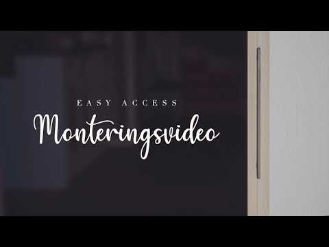 EasyAccess monteringsvideo