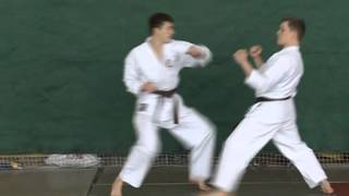 Обучение системе рукопашному бою Фильм 3 ч48