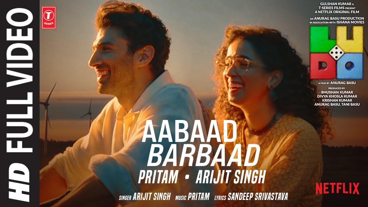 Download LUDO: Aabaad Barbaad (Full VIdeo) Abhishek B, Aditya K, Rajkummar R, Sanya, Fatima | Arijit, Pritam