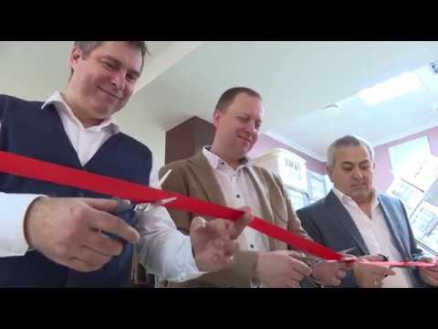 """В Сочи появился первый фирменный магазин белорусской мебели """"Пинскдрев"""""""