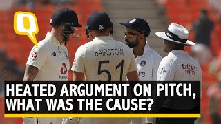 What Caused Heated Argument Between Virat, Stokes, Siraj During 4th Test?  | The Quint