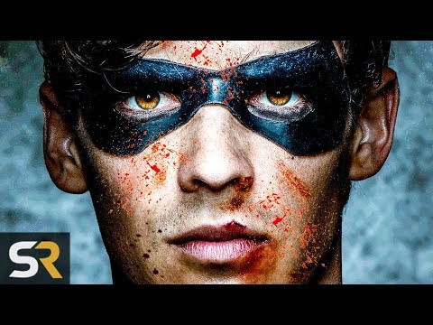 The Dark Truth About DC's Titans Show