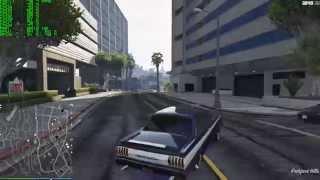 Grand Theft Auto V (GTA 5) - SLI EVGA GTX 980 SC ACX 2.0 - 1440p Ultra Gameplay Performance