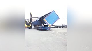 Forklift Fails 2020 - Best Funny Work Fails 2020