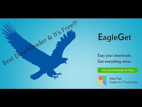 🐦Eagleget  Download Manager II Best Internet Download Manager Free! No Crack, No Patch, No serial!!