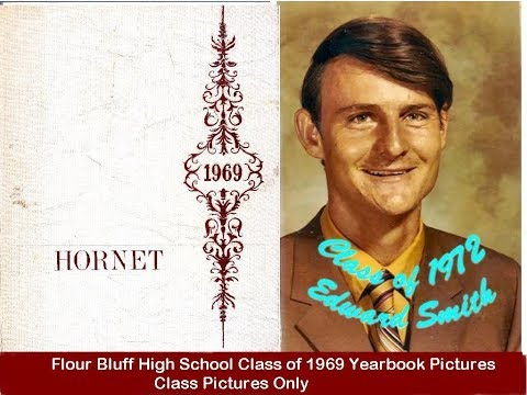 Flour Bluff High School Class of 1969 Yearbook Pictures