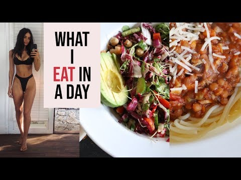 WHAT I EAT IN A DAY PT 5 (VEGAN)