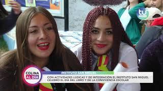 COLINA AL DÍA 24 DE ABRIL 2019