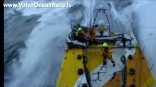 Long way down | Volvo Ocean Race 2008-09