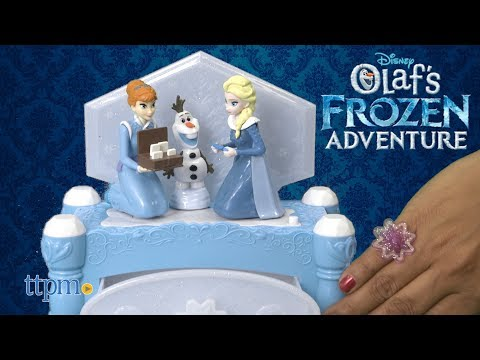 Disney Olaf's Frozen Adventure Musical Jewelry Box from Jakks Pacific