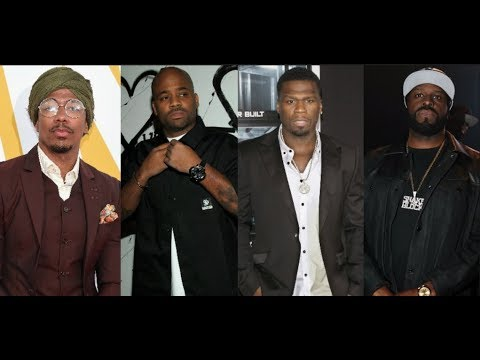 50 Cent & Funk Flex Call Out Dame Dash & Nick Cannon For