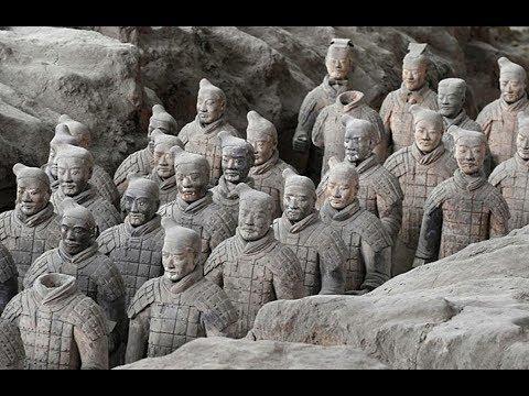 Terracota Savaşçıları; Çin'in Kilden Askerleri