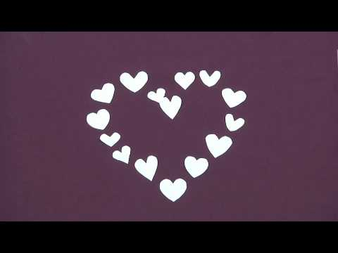 Valentine's Day Paper Heart Animation.mov